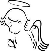 166x170 Angel Clip Art