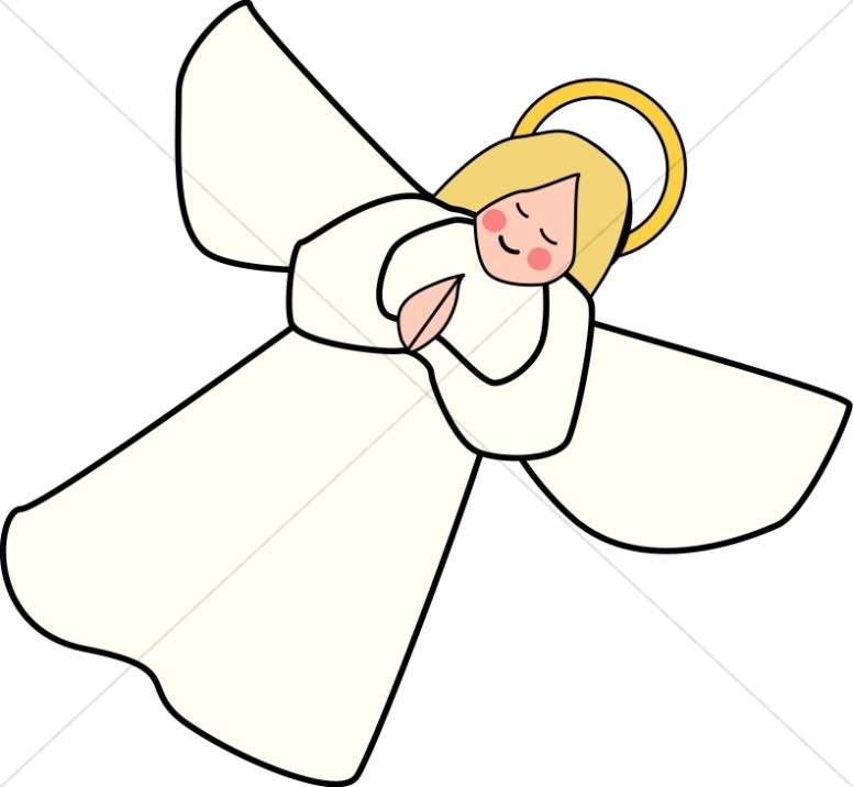 776x716 Angel Clipart Easy