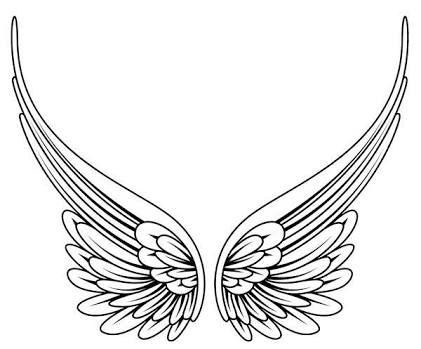 421x349 Best Angel Wings Art Ideas On Angels Wings