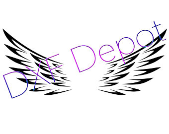 340x270 Vector Wings Etsy
