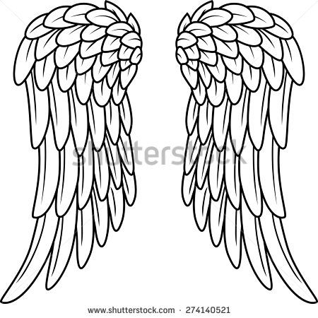 450x450 8 Best Angel Wings Images Christmas Tree Crafts