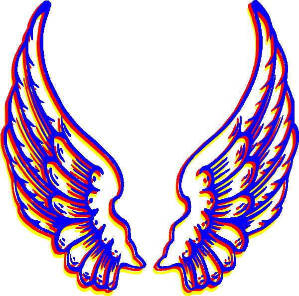 600x594 Bird Wing Clipart