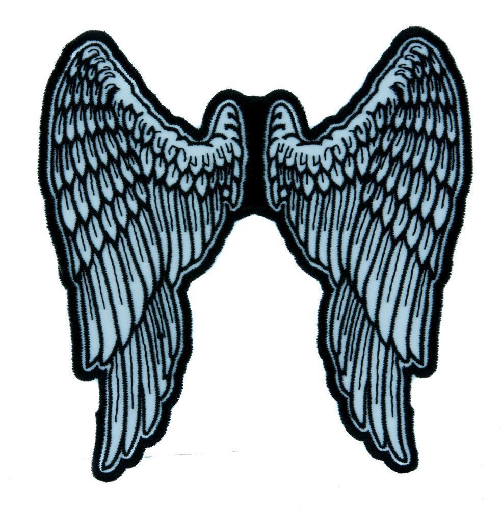 985x1001 Iron On Angel Wings Ebay