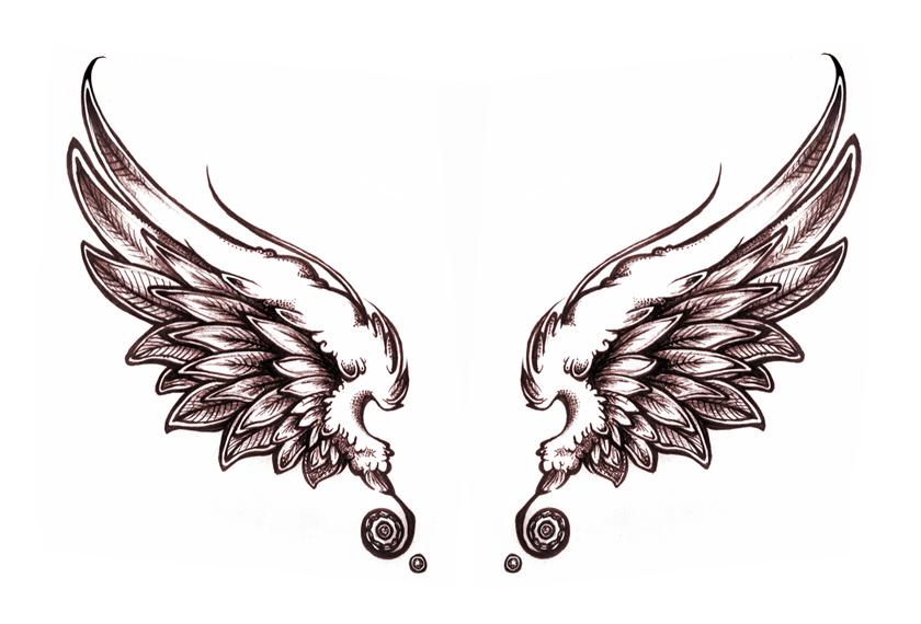 840x570 Angel Wings