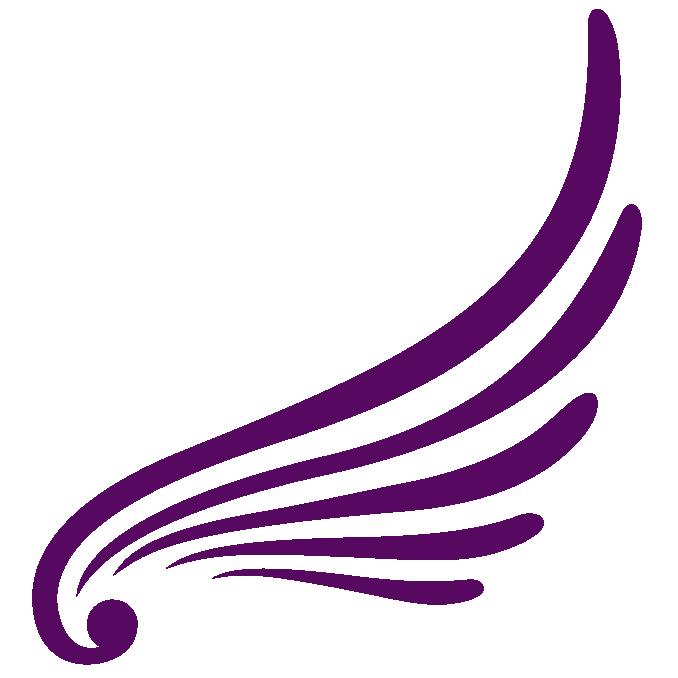 678x678 Wings Clipart Purple Angel