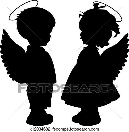 450x459 Baby angel Clip Art and Illustration. 3,280 baby angel clipart