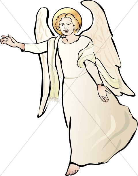 479x612 Clipart Angel