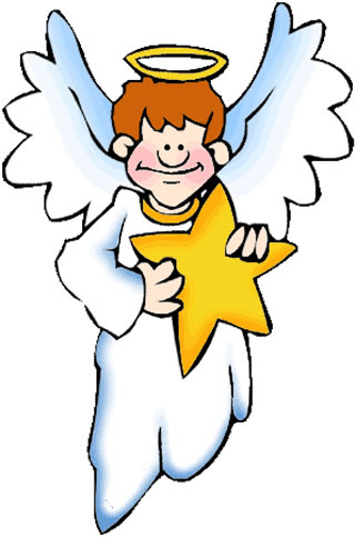 320x483 Free Christmas Clipart Christmas Angels