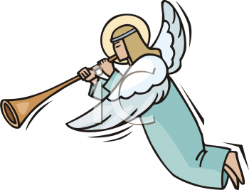 350x267 Royalty Free Angel Clip art, Christian Clipart