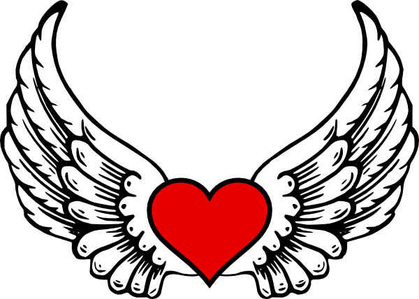 Angels Wings Clipart