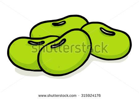 450x320 Beans Clipart Cartoon