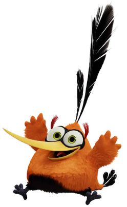 Angry Bird Clipart
