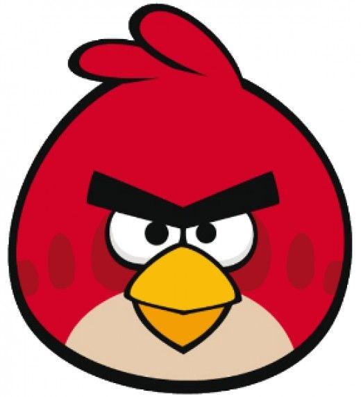 520x571'Teki 25'Den Fazla En Iyi Desenho Do Angry Birds Fikri