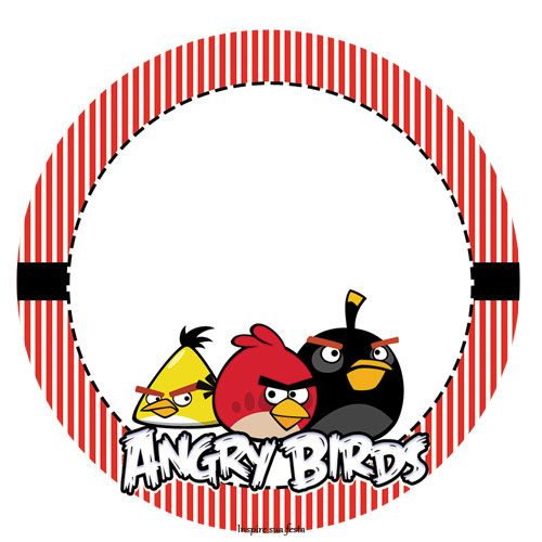 500x500 400 Best Angry Birds Party Ideas Images Birthdays
