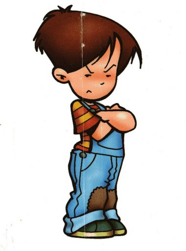 380x512 Angry Boy Clip Art Clip Art