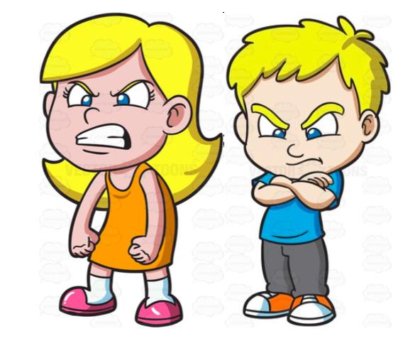 585x511 Anger Clipart Aggressive Person