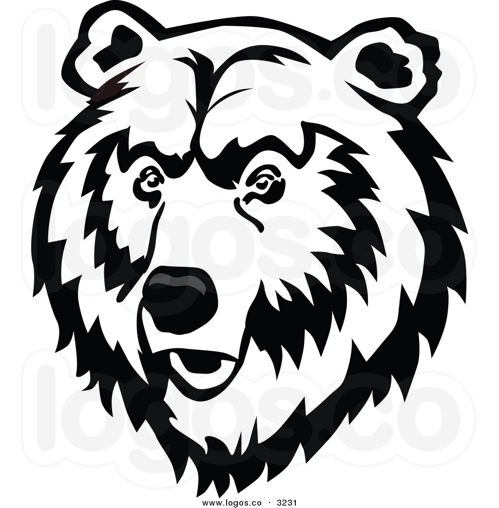1024x1044 Face Clipart Grizzly Bear