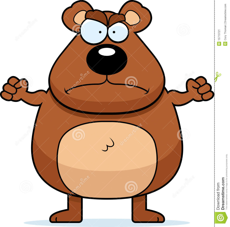 1315x1300 Angry Bear Clipart