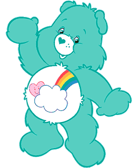 279x341 Care Bears For Shrinky Dinks Bow Ideas Care Bears