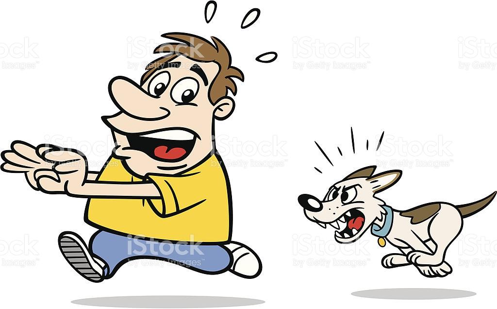 1024x636 Bark Clipart Angry Dog