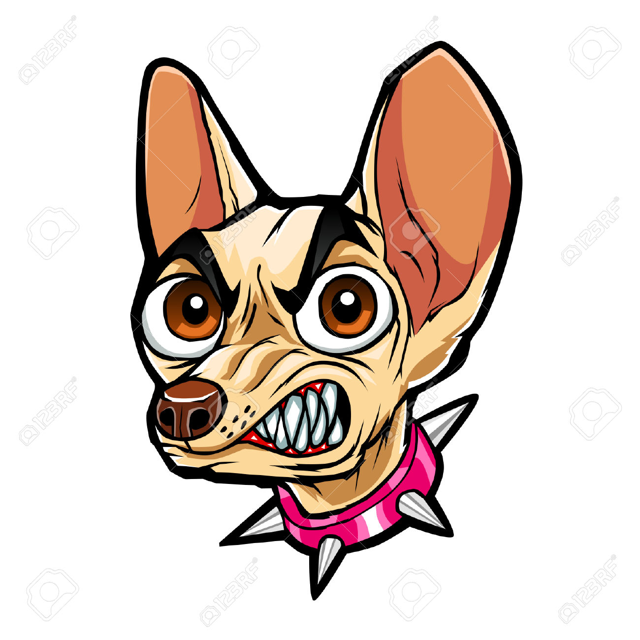 1300x1300 Chihuahua Clipart Sad