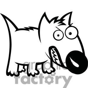 300x300 Cute Dog Face Clip Art Clipart Panda