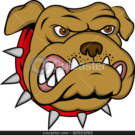450x450 Ferocious Clipart Vicious Dog