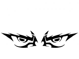 310x233 Angry Eyes Clip Art Free Vectors Ui Download