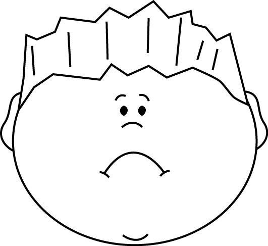 531x487 Sad Face Images About Emociones On Angry Face All Clip Art