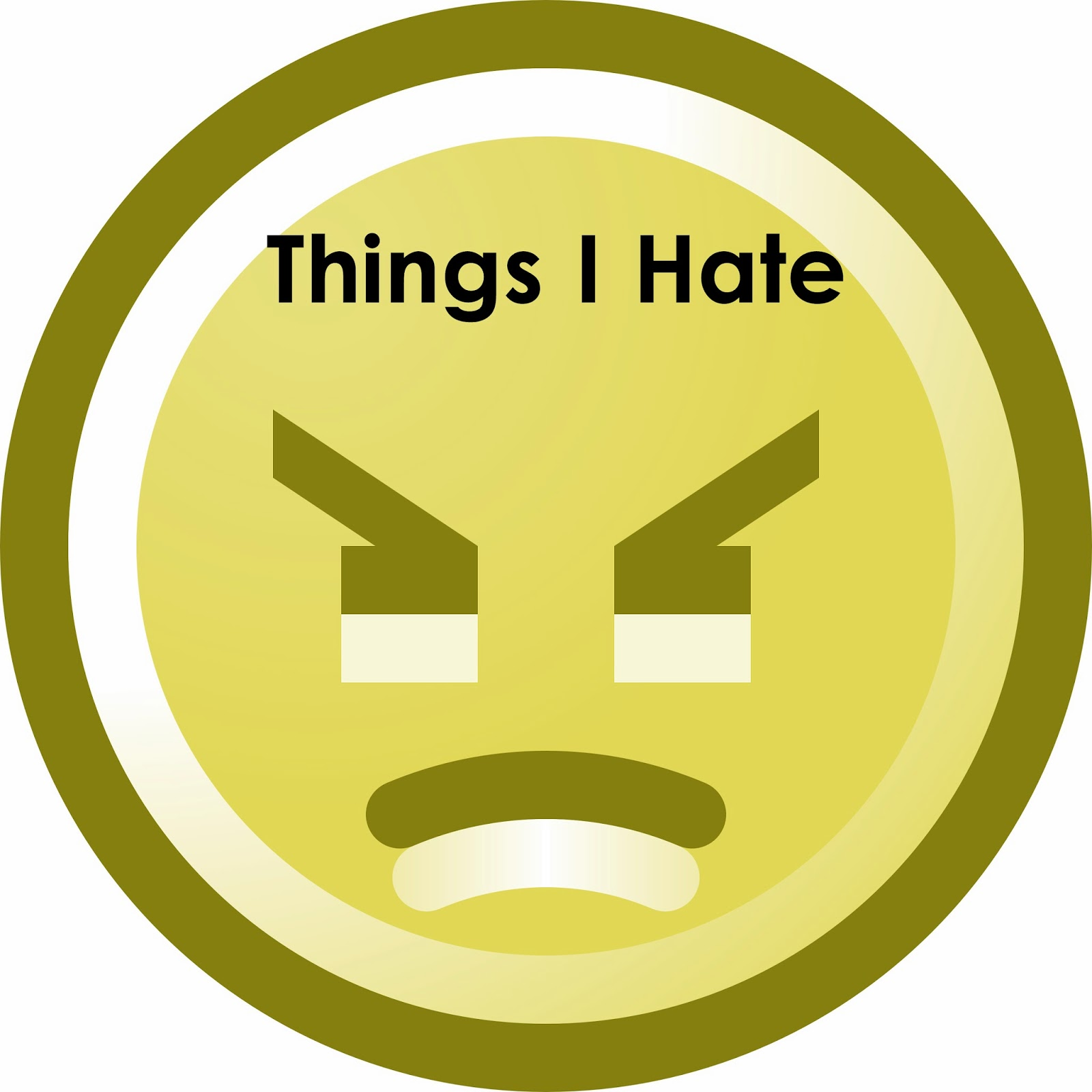 1600x1600 Anger Clipart Hatred