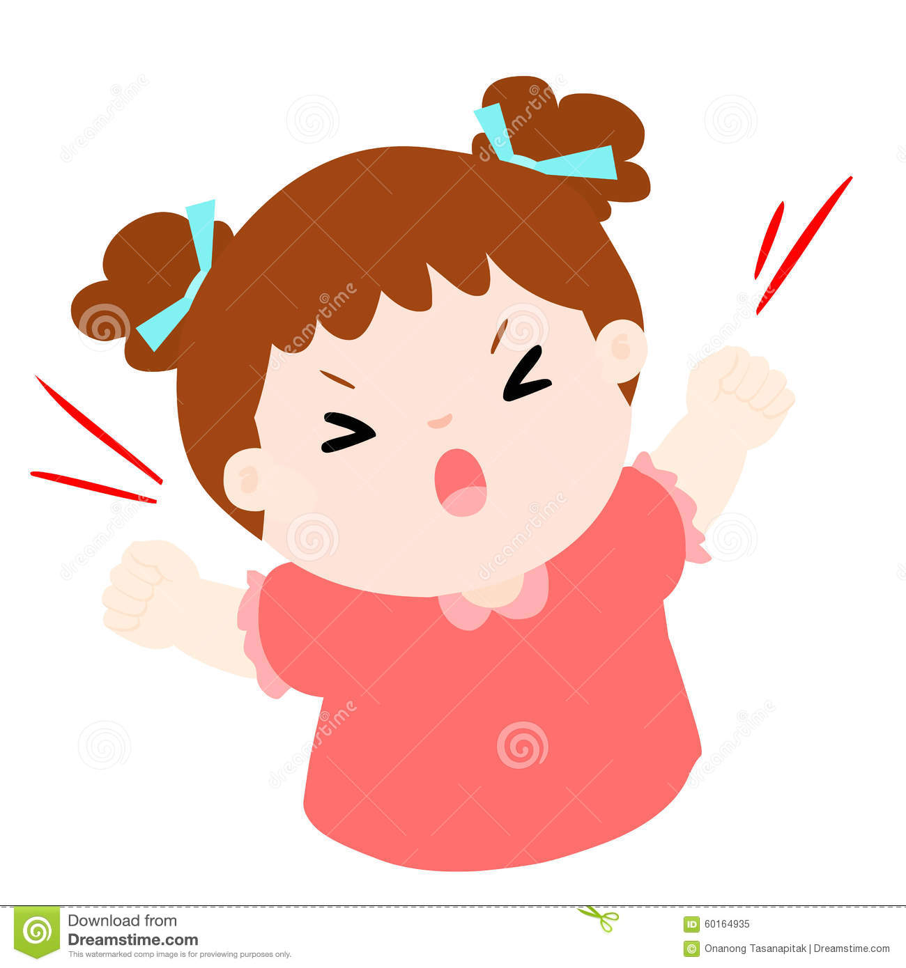 1300x1390 Little Girl Clipart Grumpy