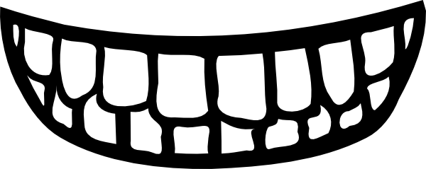 600x239 Lips Clipart Mad Mouth