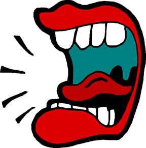 288x291 Anger Clipart Mouth