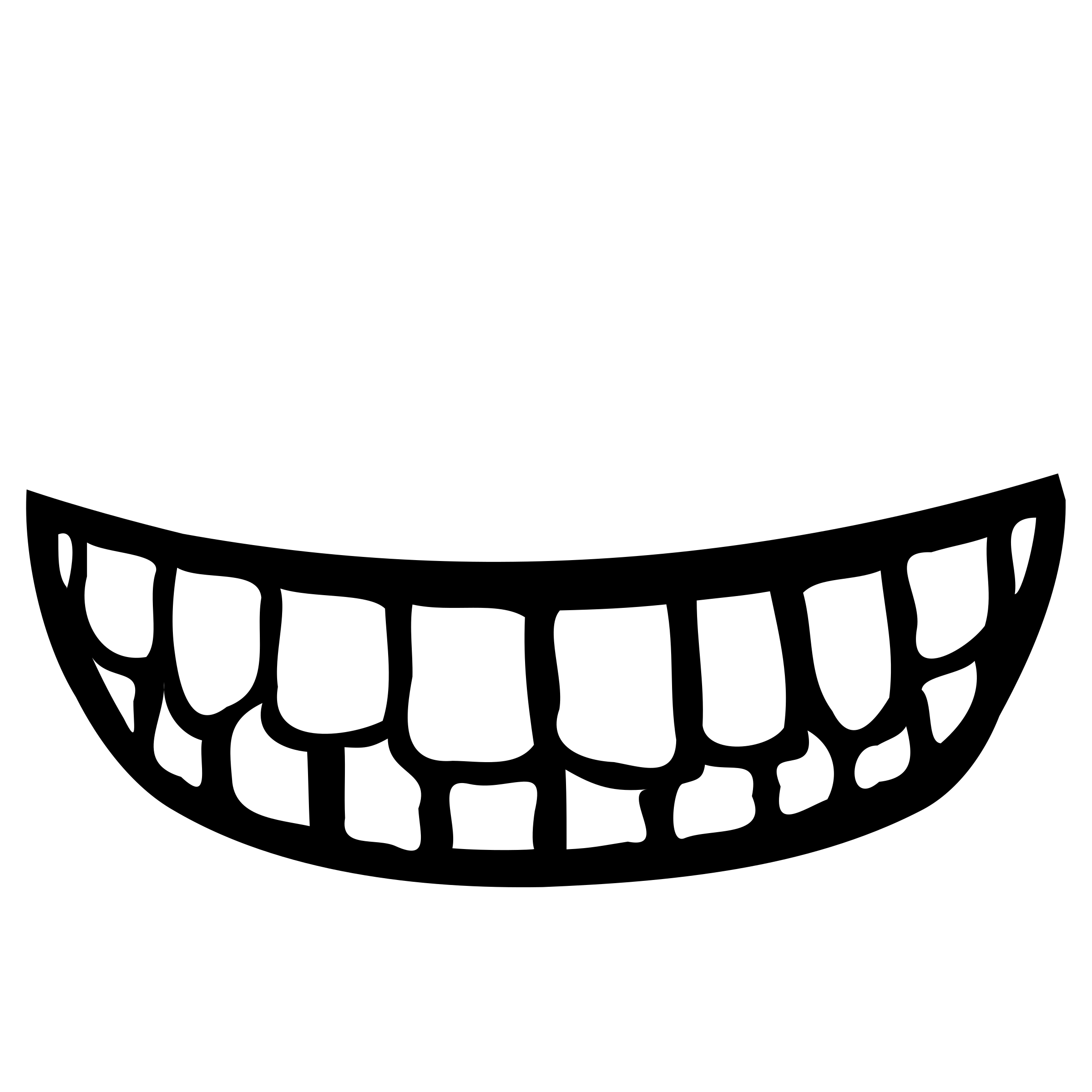 2400x2400 Teeth Clipart Mouth Smile