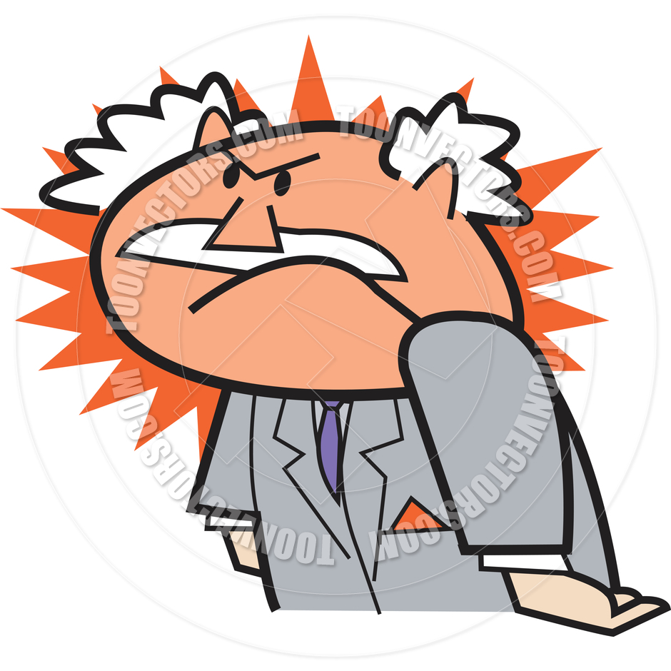 940x940 Anger Clipart Upset Person