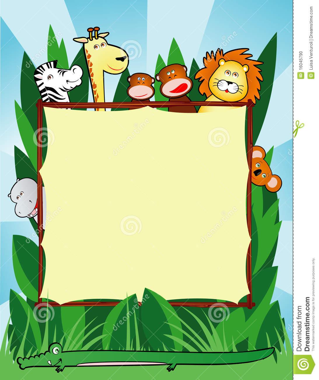 1093x1300 Wallpaper Clipart Jungle Animal