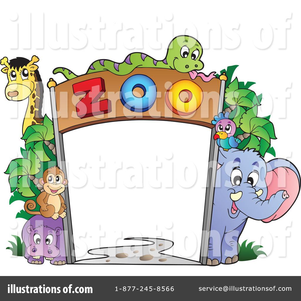 1024x1024 Zoo Clipart