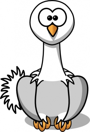 290x425 Clip Art Cartoon Animals Clipart