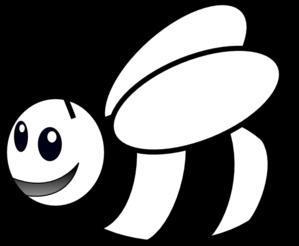 299x246 Top 75 Bee Clip Art