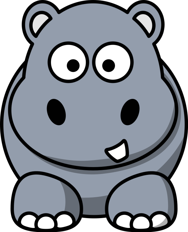 649x800 Animated Animal Clipart
