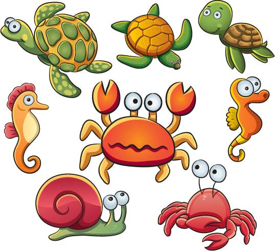 538x491 Clipart Creature Free Sea