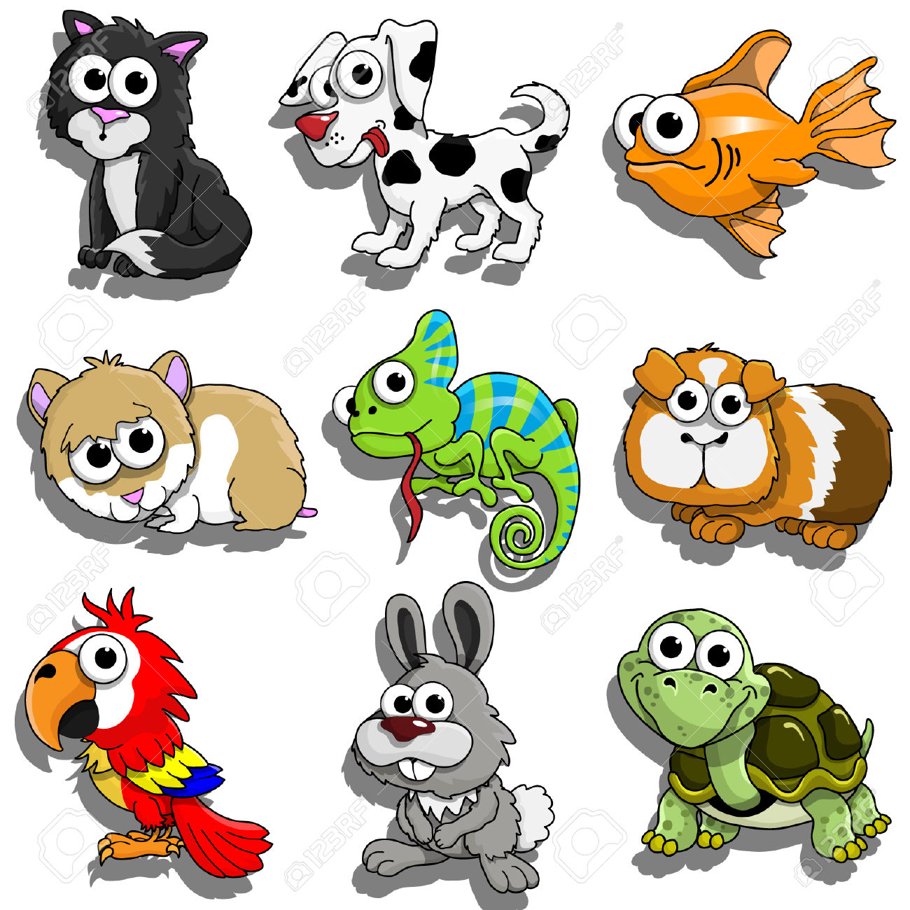1300x1300 Pets Animals Clipart