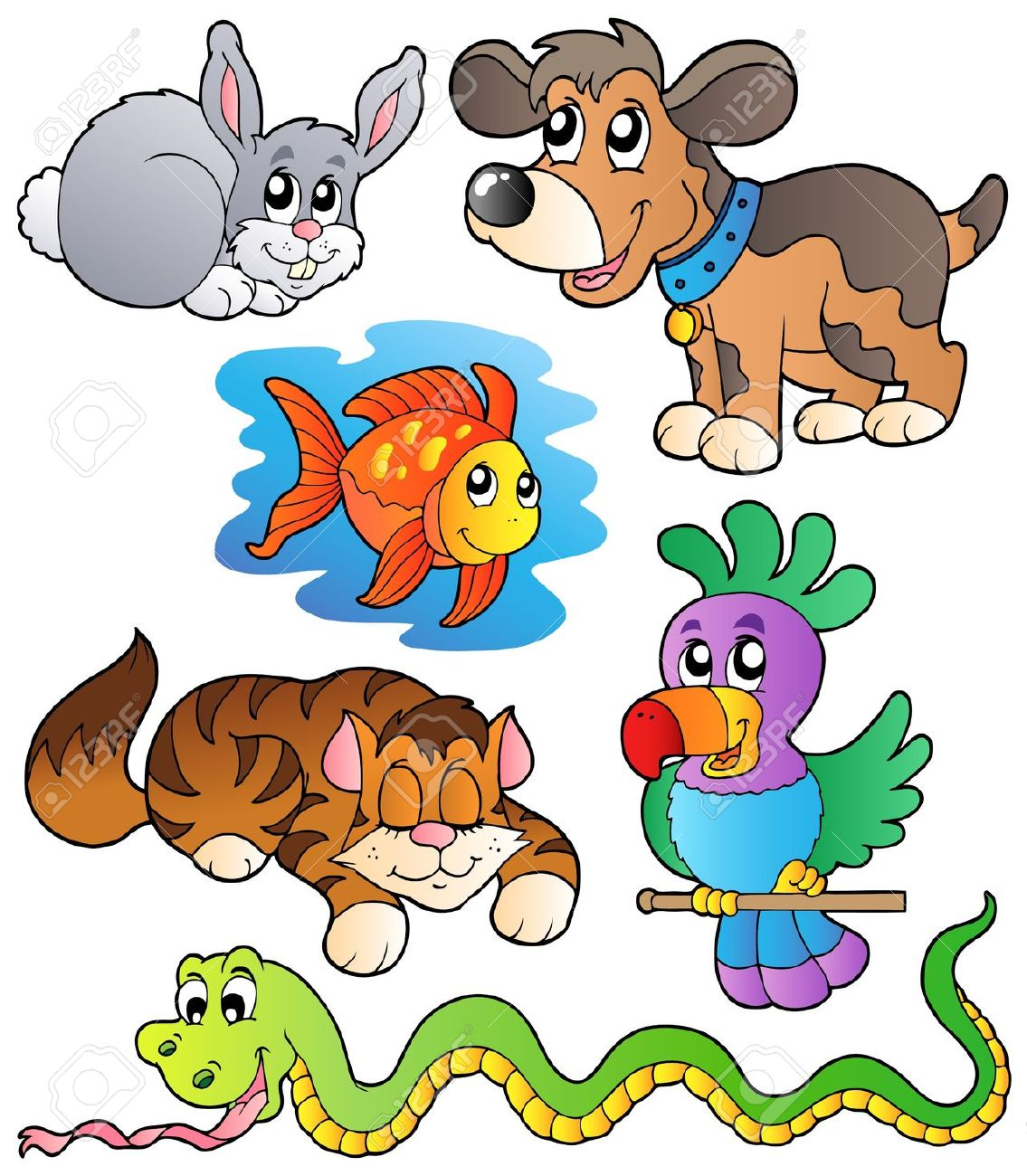 1135x1300 Animal Clipart Happy