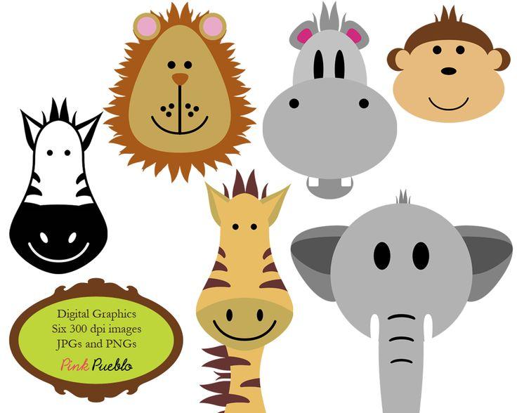 736x588 8 Best Jungle Clip Art Images Baby Pets, Cubs
