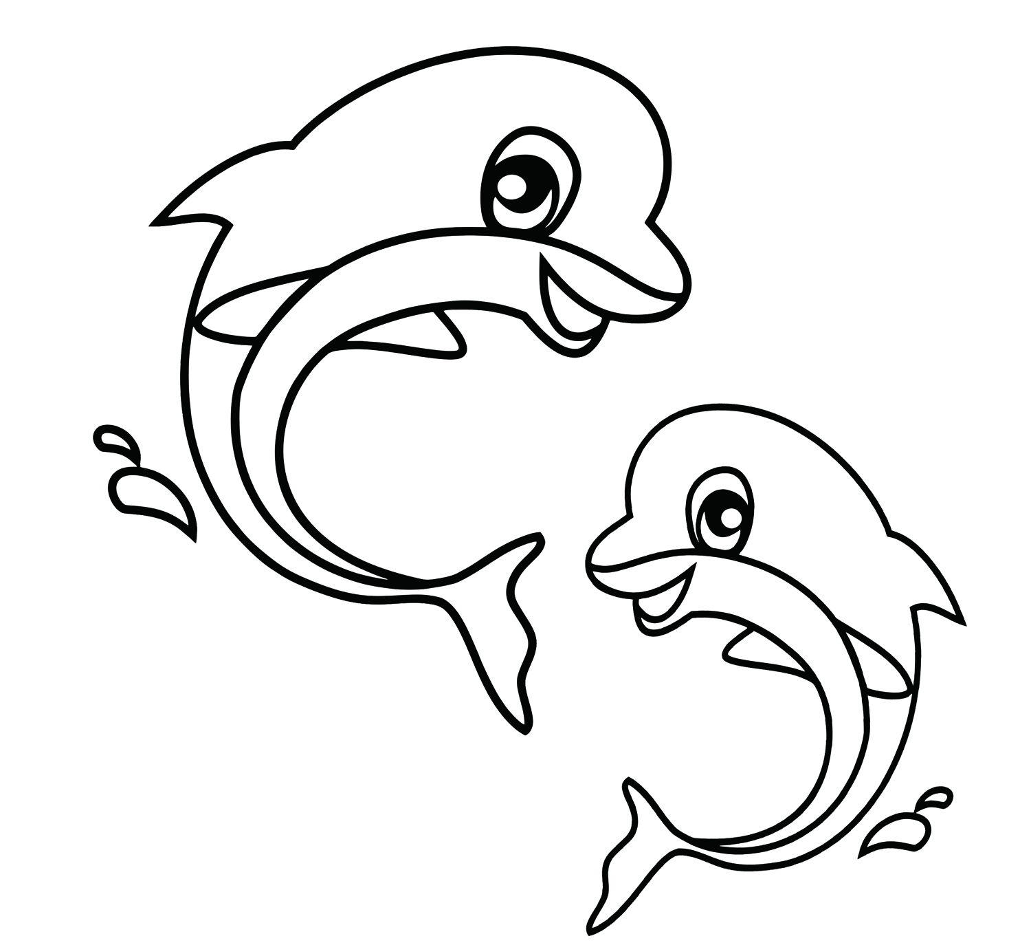 1500x1374 Animal Coloring Pages 10