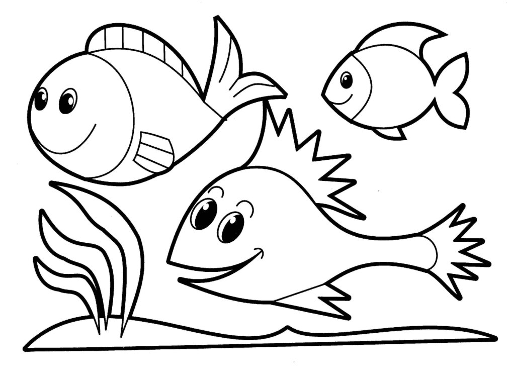 1008x768 Animal Coloring Pages 13