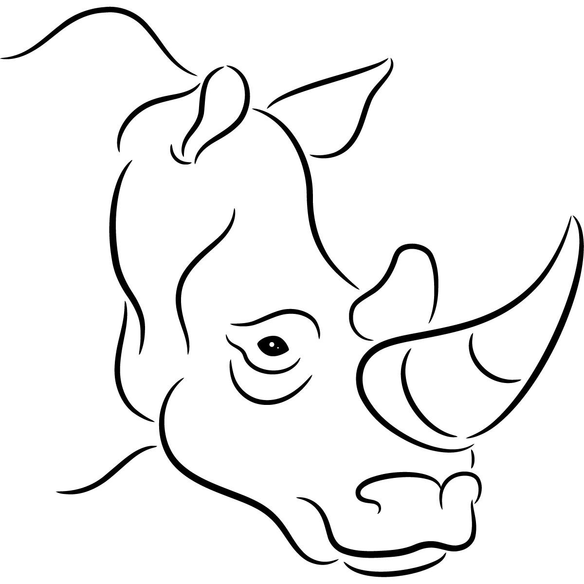Animal Horn Clipart