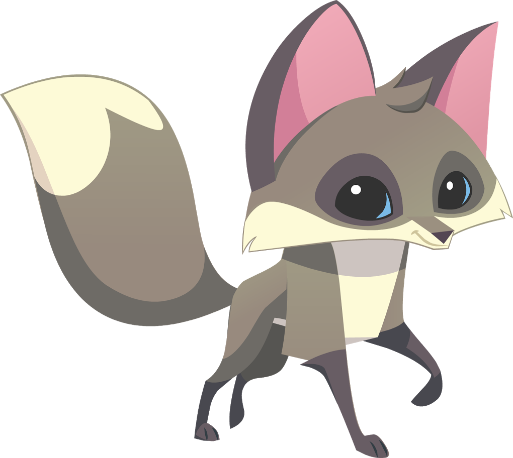 It is an image of Crafty Animal Jam Fox Drawing