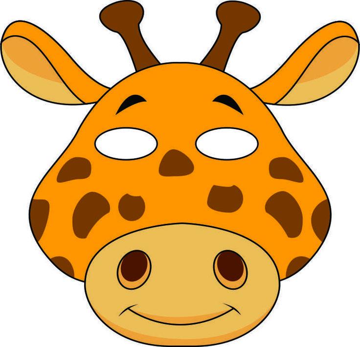 Animal Mask Clipart