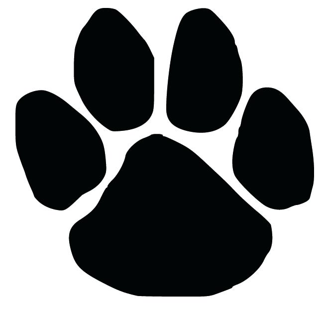 655x621 Paw Print Decals For Wall Animal Decal Heart Decal Paw Print Decal